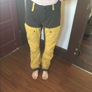 Fjallraven g-1000 women's pants